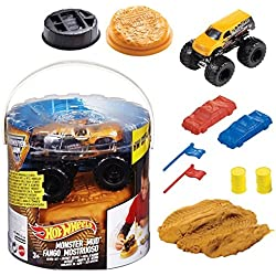 Mattel Hot Wheels Offroad Monster Jam Mud Actionset
