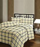 Plush Home Checks Ac Blanket (Material-p...