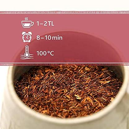 Bio-Rooibos-Tee–Rotbusch-Tee-lose-100-g–fruchtig-und-aromatisch-ca-40-Tassen-Tea2Be-by-Sarenius