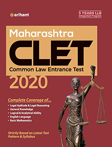 Maharashtra CLET 2020 for 5 Years Course