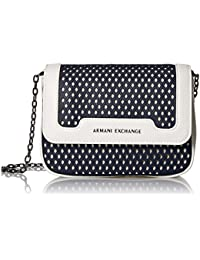 2ddec481234f Armani Exchange Handbags