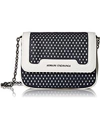 b5266a52d0 Amazon.co.uk  Armani Exchange - Handbags   Shoulder Bags  Shoes   Bags