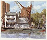 Portraits of Britain Limited Edition Framed Artist's Print - Prospect of Whitby, London & Middlesex