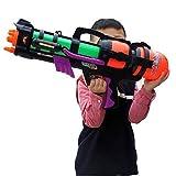 23 'Peso ligero Gran presión de aire Agua Diversión Super Blaster Soaker Bomba de agua Water Cannon Water Shooter Water Pistols Deportes Pistola Gun Guns Sprayer con mango (color al azar)