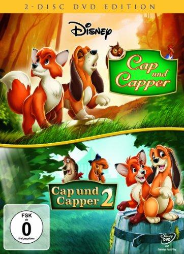 Cap und Capper / Cap und Capper 2 [2 DVDs] - Ted Cap