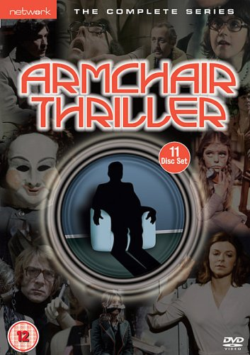 Armchair Thriller Vol.1-10 - Com...