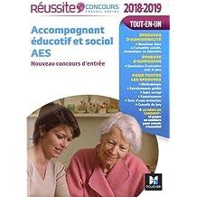 Réussite Concours Accompagnant éducatif et social AES - Concours d'entrée 2018-2019 Nº92