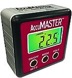 Calculated Industries 7434AccuMaster 2-in 1magnetisch Digitale Wasserwaage und Winkelmesser/Neigungsmesser/Bevel, neuesten MEMS Technologie, zertifiziert IP54Staub und Wasser beständig