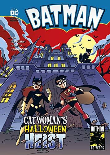 Catwoman's Halloween Heist (DC Super Heroes)