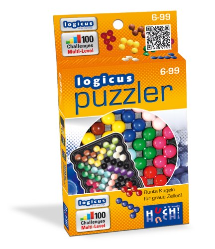 Huch & Friends 77055 Logicus: Logicus Puzzler