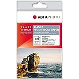 Agfa Lot de 100 feuilles de papier photo 10 x 15 240 g (Import Allemagne)