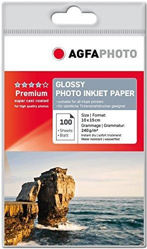 AgfaPhoto AP240100A6 - Papel fotográfico 287 ± 15