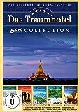 Das Traumhotel - Sammelbox 4 (5 DVDs: Das Traumhotel - Tobago, Brasilien, Vietnam, Myanmar & Marokko) -