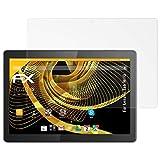 atFolix Schutzfolie für Lenovo Tab M10 Displayschutzfolie - 2 x FX-Antireflex blendfreie Folie