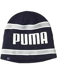 Puma Golf Beanie - PWRWARM Stripe - Peacoat AW16-One Size 2cc8d98d08f1