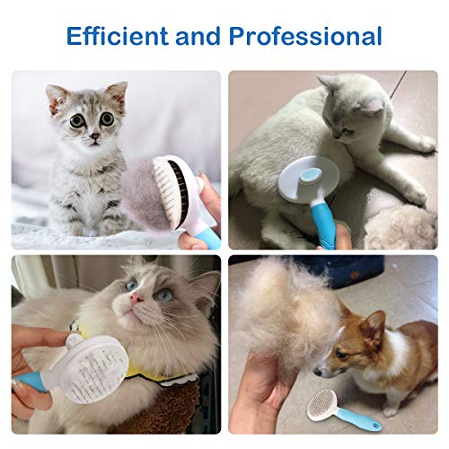 Zoom IMG-3 mennyo spazzola per cani gatti