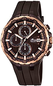 Reloj Lotus Caballero 18187/1 Crono Smart Casual