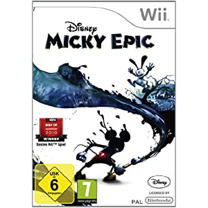 Disney Micky Epic [Software Pyramide] – [Nintendo Wii]