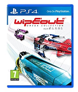WipEout: Omega Collection (PS4) (B01LTI9IE0) | Amazon Products