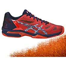 Zapatilla De Padel Asics Gel Lima E709Y Color 0601-43,5