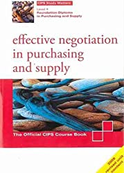 Effective Negotiation in Purchasing and Supply