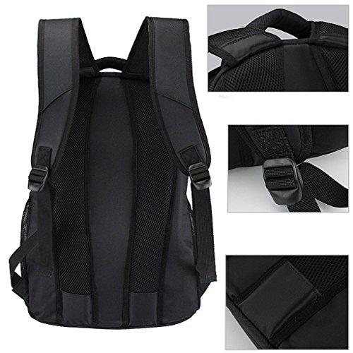AMOS Student Tasche männlichen Straße Schultertasche College Computer Tasche Rucksack weiblichen Sport-Campus 53*34*14 cm