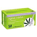 AGNUS CASTUS 1A Pharma Filmtabletten 100 St Filmtabletten
