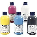Schmincke AKADEMIE® Acrylfarbe, 5x500ml