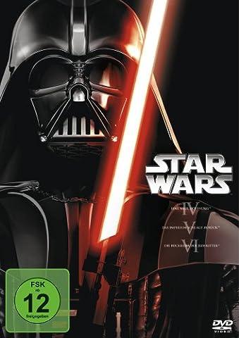 Star Wars - Trilogie, Episode IV-VI [3 DVDs]