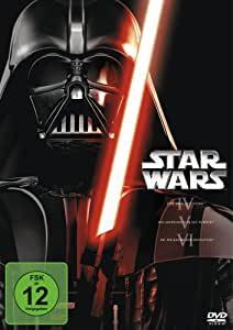 DVD * Star Wars Triologie 4-6 [Import anglais]