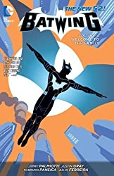 Batwing Vol. 4: Welcome to the Family (The New 52) by Jimmy Palmiotti (2014-08-05)