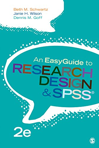 An EasyGuide to Research Design & SPSS (EasyGuide Series) (English Edition)