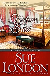 Fortune Said: A Valentine Haberdashers Tale (Haberdashers Tales Book 2)