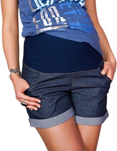 mija-maternity-denim-jeans-shorts-9037-14-dark-blue