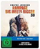 Rampage: Big Meets Bigger 3D Steelbook (exklusiv bei Amazon.de)   Bild