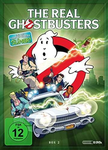 The Real Ghostbusters - Box 2 [10 DVDs]