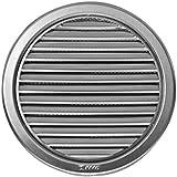circular de acero inoxidable modelo de ventilación cubrir Ø110mm