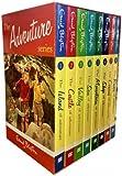 Enid Blyton: Adventure Series 8 book Box Set collection: Island of Adventure, Castle of Adventure, Valley of Adventure, Sea of Adventure, Mountain of Adventure, Ship of Adventure, Circus of Adventure and River of Adventure