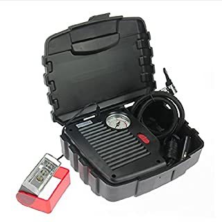 Air Compressor Inflator Pump Tire 12V for Car Vehicle Motorcycle Basketball