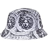 Flexfit Sun King Bucket Hat Mützen, Blk/Wht, one Size