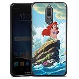 DeinDesign Huawei Mate 10 lite Silikon Hülle Case Schutzhülle Disney Arielle Die Meerjungfrau Geschenke Merchandise