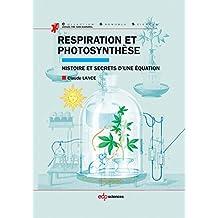 Respiration et photosynthèse