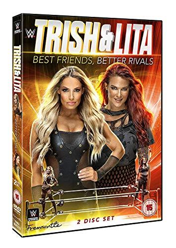 WWE: Trish & Lita - Best Friends, Better Rivals [DVD] (Dvds Wwe Wrestling)