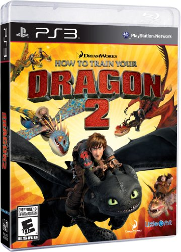 How to Train Your Dragon 2: The Video Game - PlayStation 3 by Little Orbit (Dragon Train How To Videospiel A)