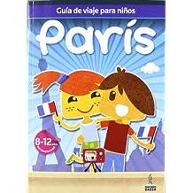 Guía de viajes para niños París / Kids Travel Guide Paris