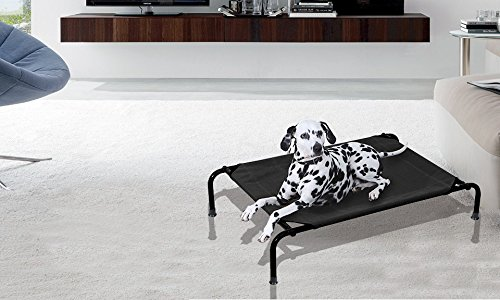 Cama perros apta interiores exteriores TALLA M-105x76x20