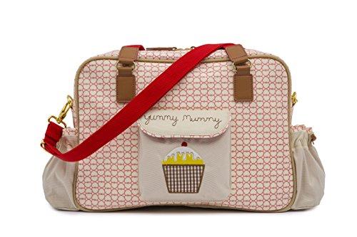 Pink Lining Wickeltasche, True Love, Motiv: Yummy Mummy - Print Tote-geldbeutel