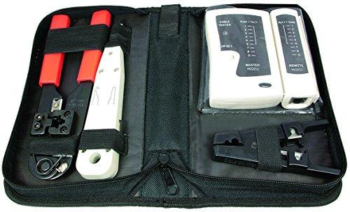 LogiLink Netzwerk Werkzeug Set mit Tasche - 2