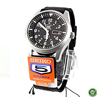 Seiko 5 Sports Automatic Gents SNZG15J1 (B00354BAFM) | Amazon price tracker / tracking, Amazon price history charts, Amazon price watches, Amazon price drop alerts