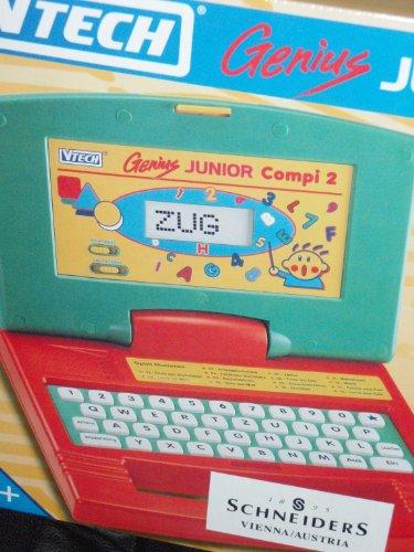 Lerncomputer Vtech Genius Junior Compi 2; ab 5 Jahre